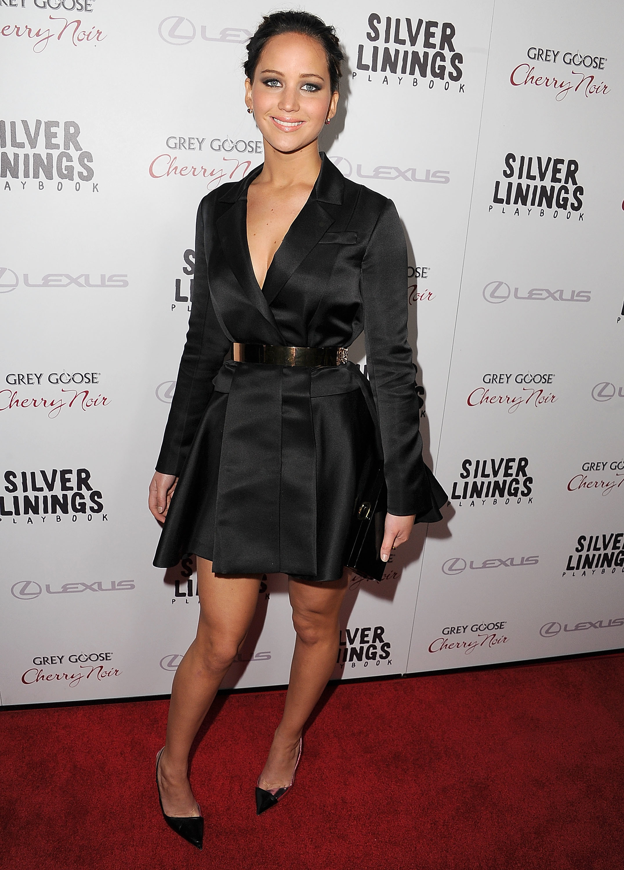 Jennifer Lawrence style