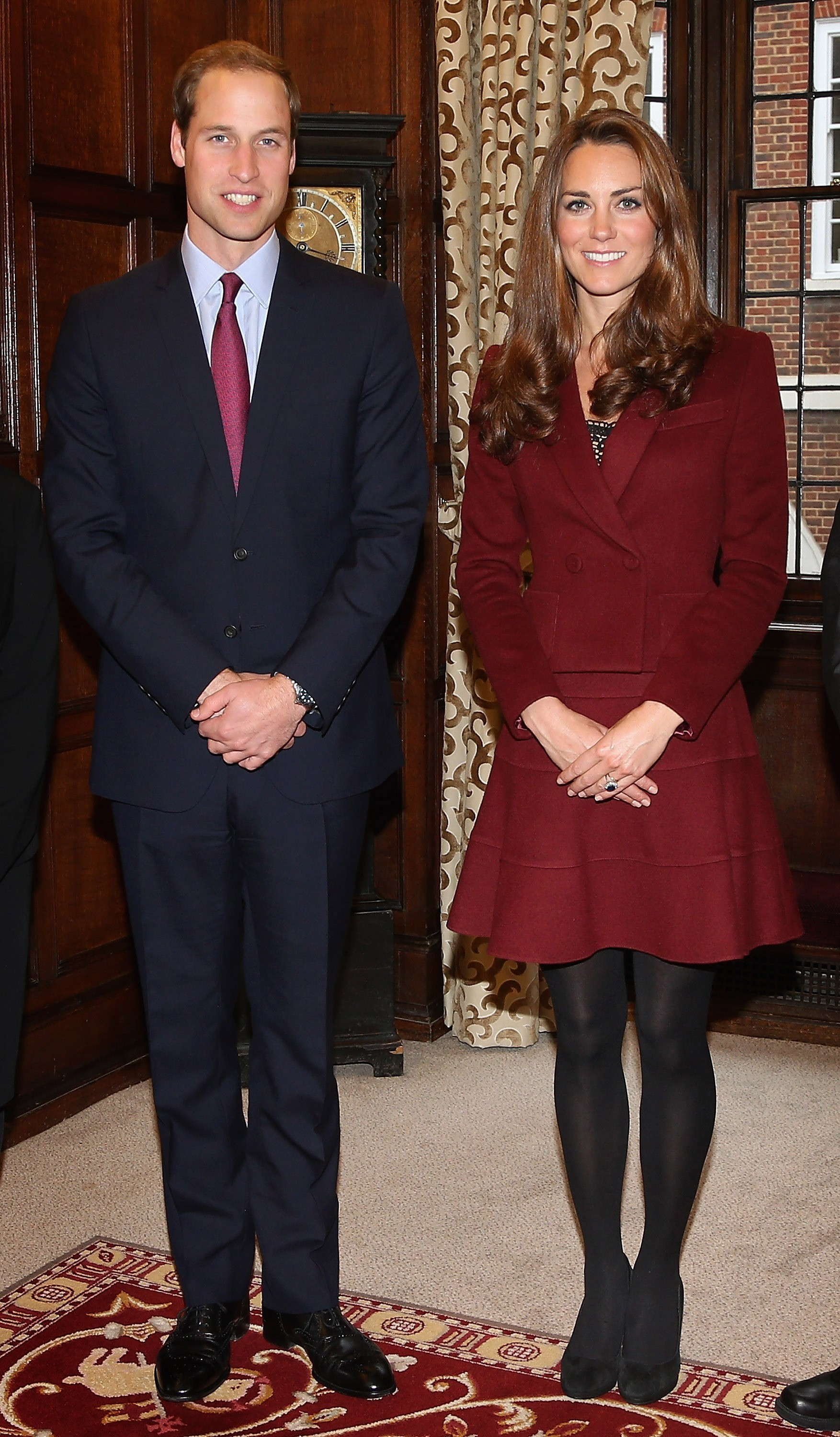 Duchess Kate Prince William honoring recipients