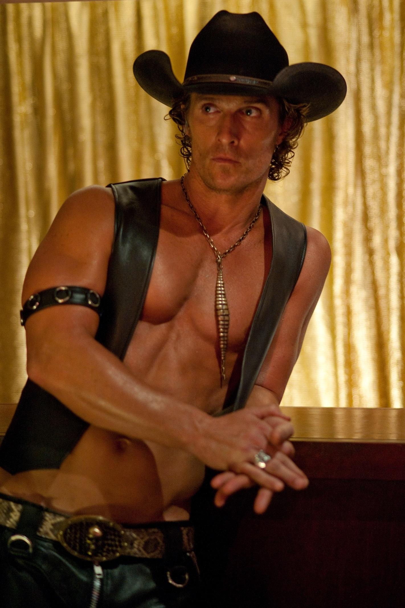 Matthew McConaughey Magic Mike