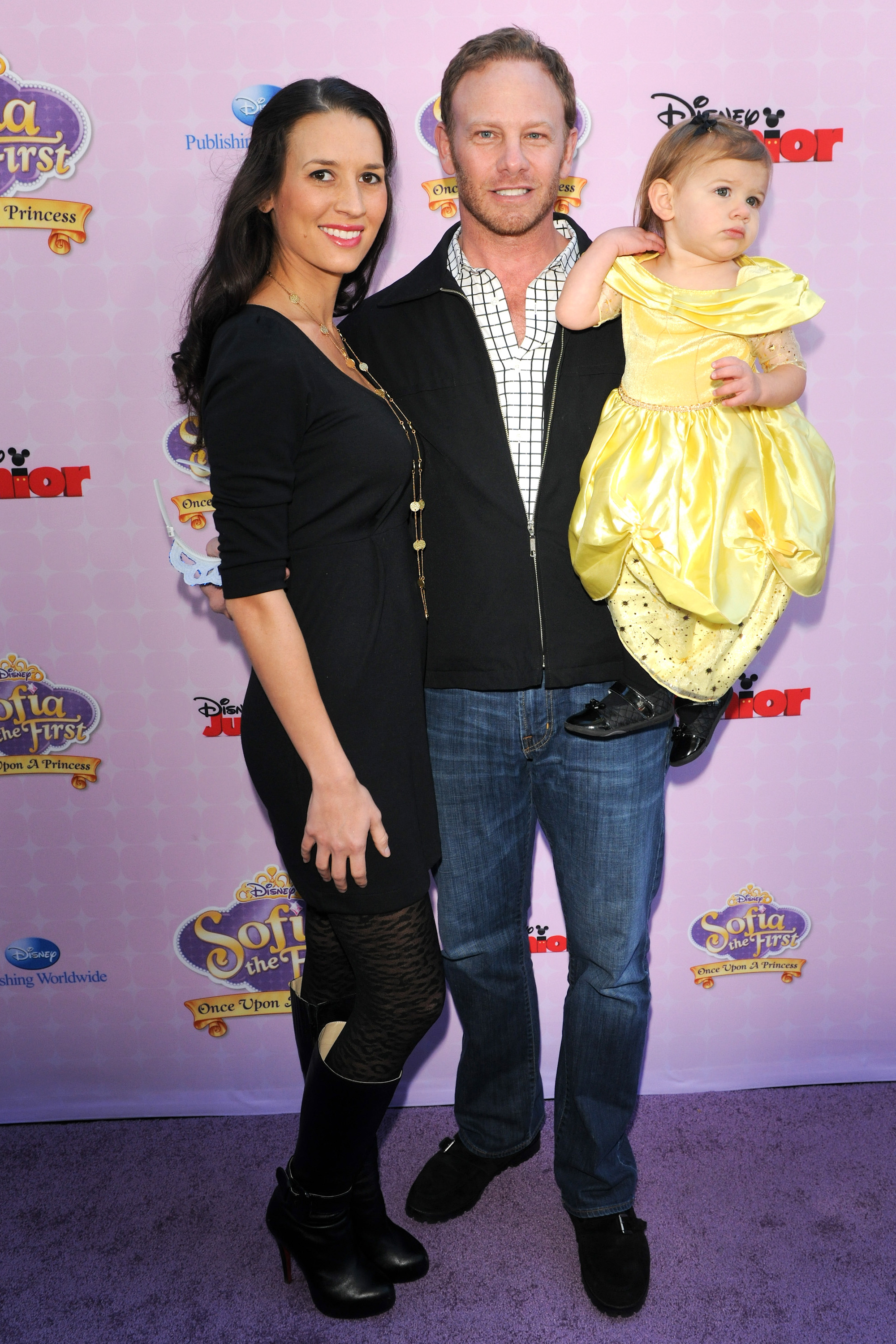 Ian Ziering on being outnumbered by women at home: