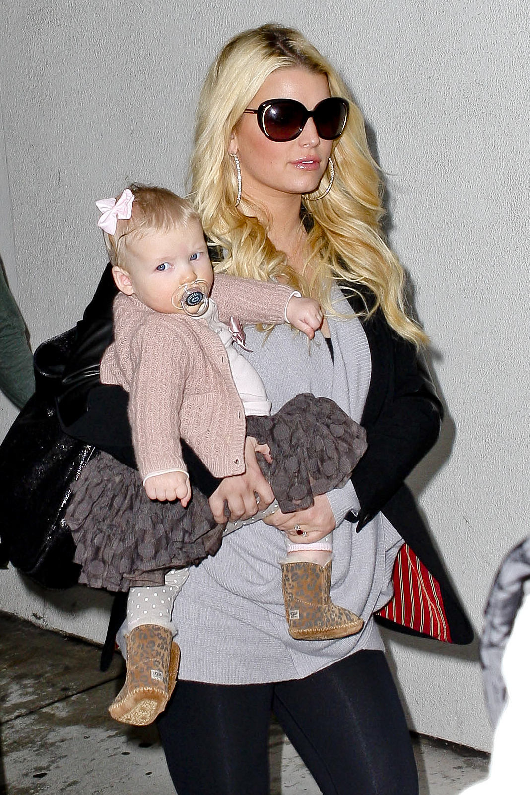 jessica simpson bing unusual baby names