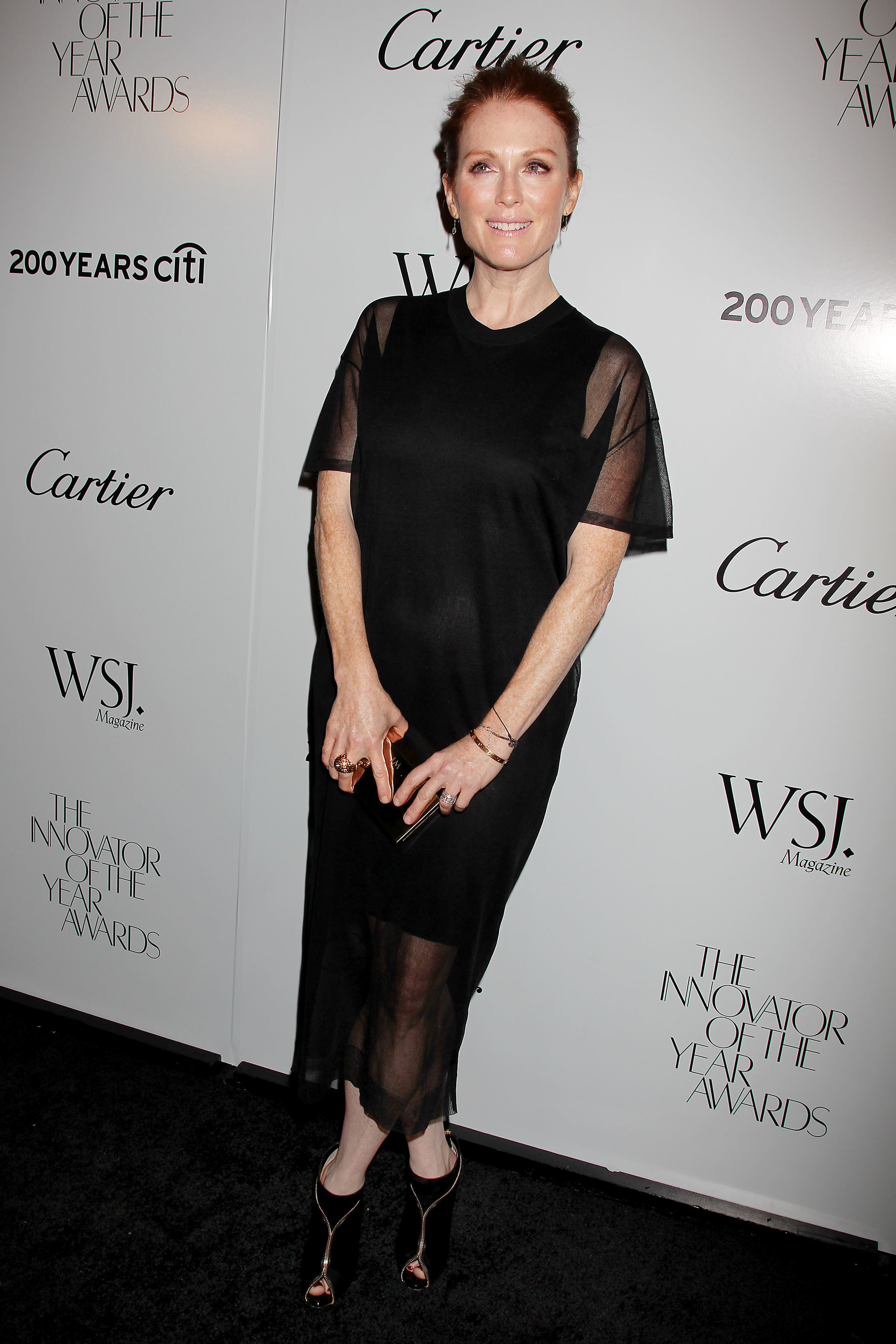 Julianne Moore fashion