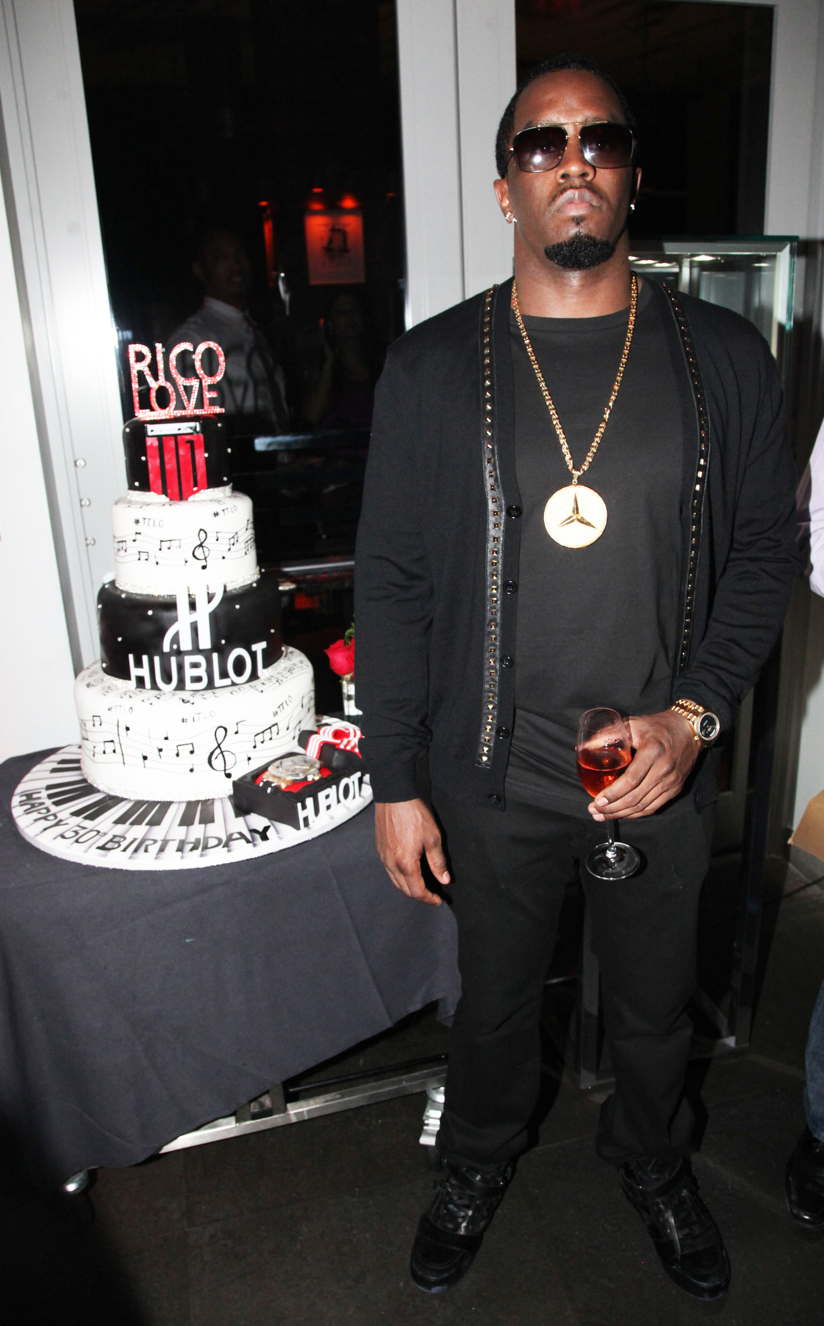 diddy cake