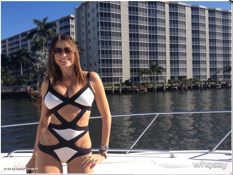 Sofia Vergara bathing suit pic