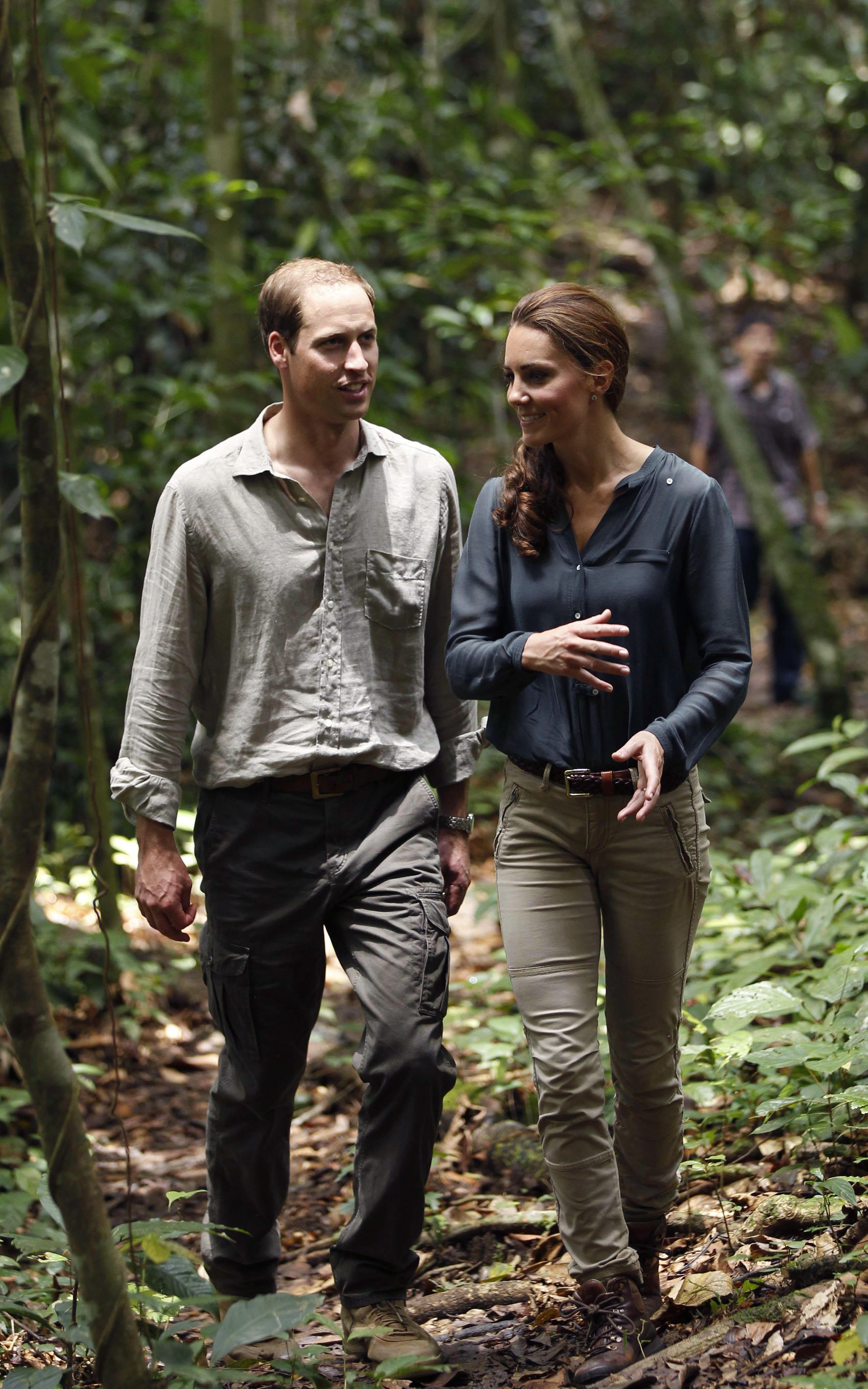 Duchess Kate Middleton Prince William Baby Gender