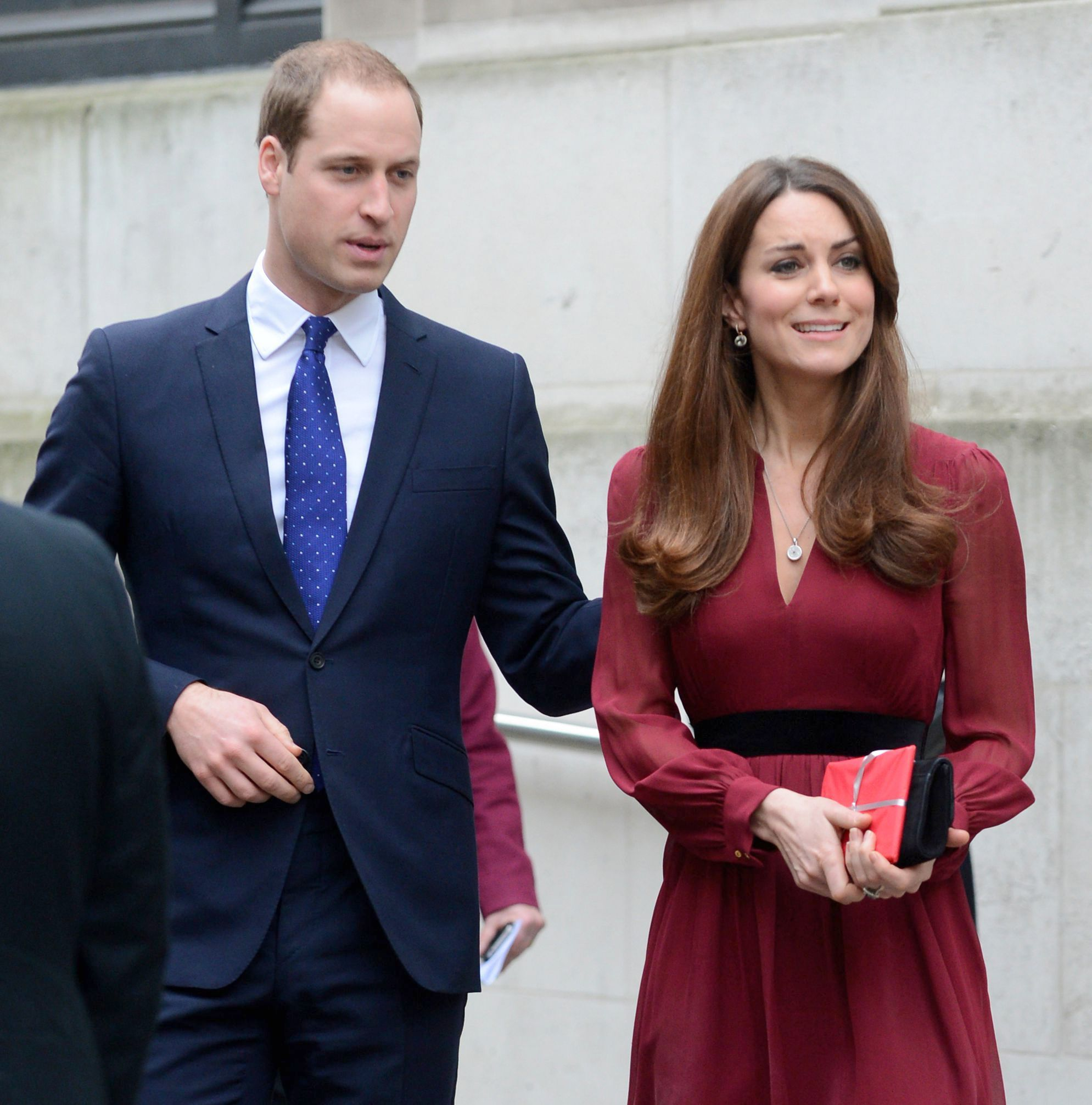 Duchess Kate Prince William baby expecting daughter