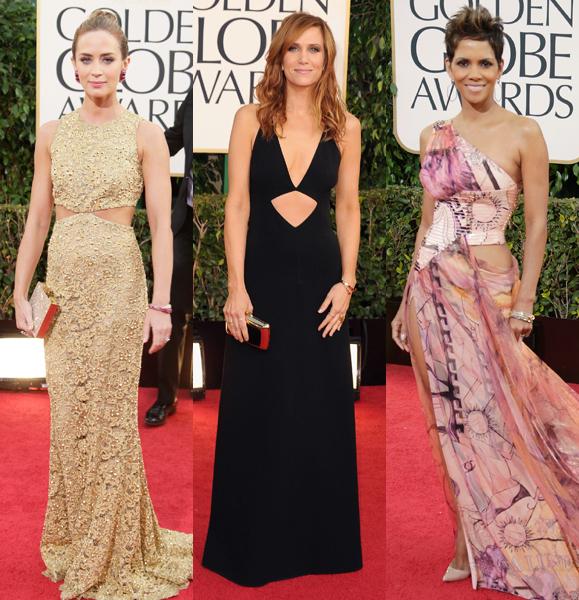 golden globes 2013 fashion