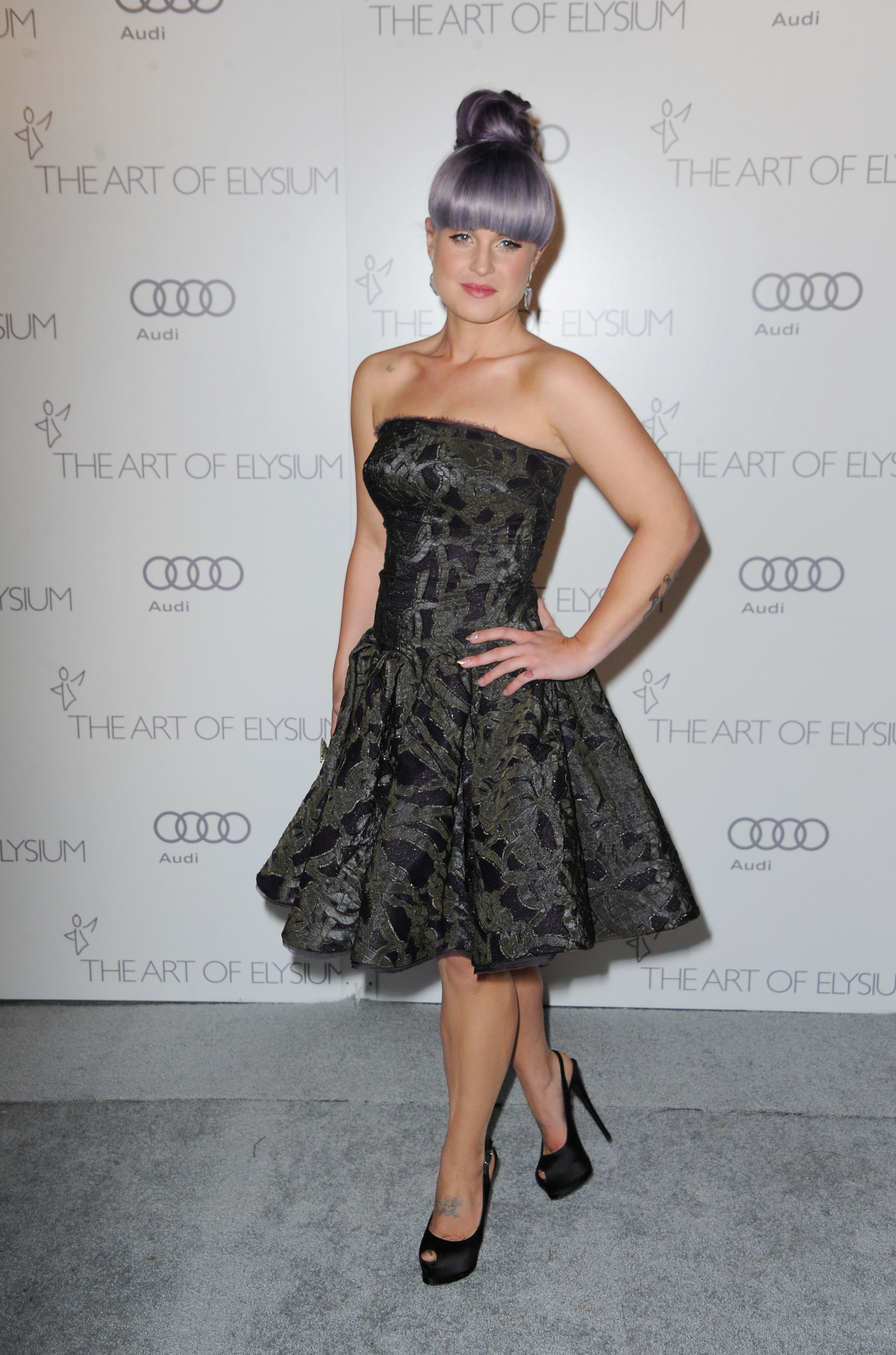 kelly osbourne emergency room fashion police seizure
