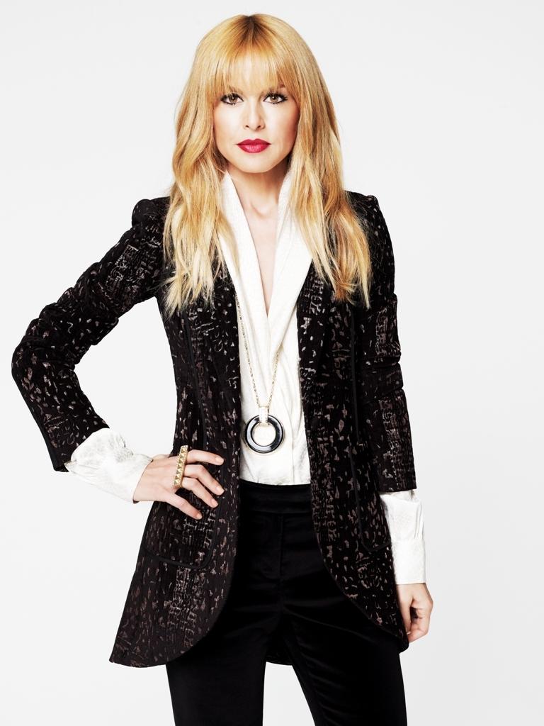 Rachel zoe black jacket