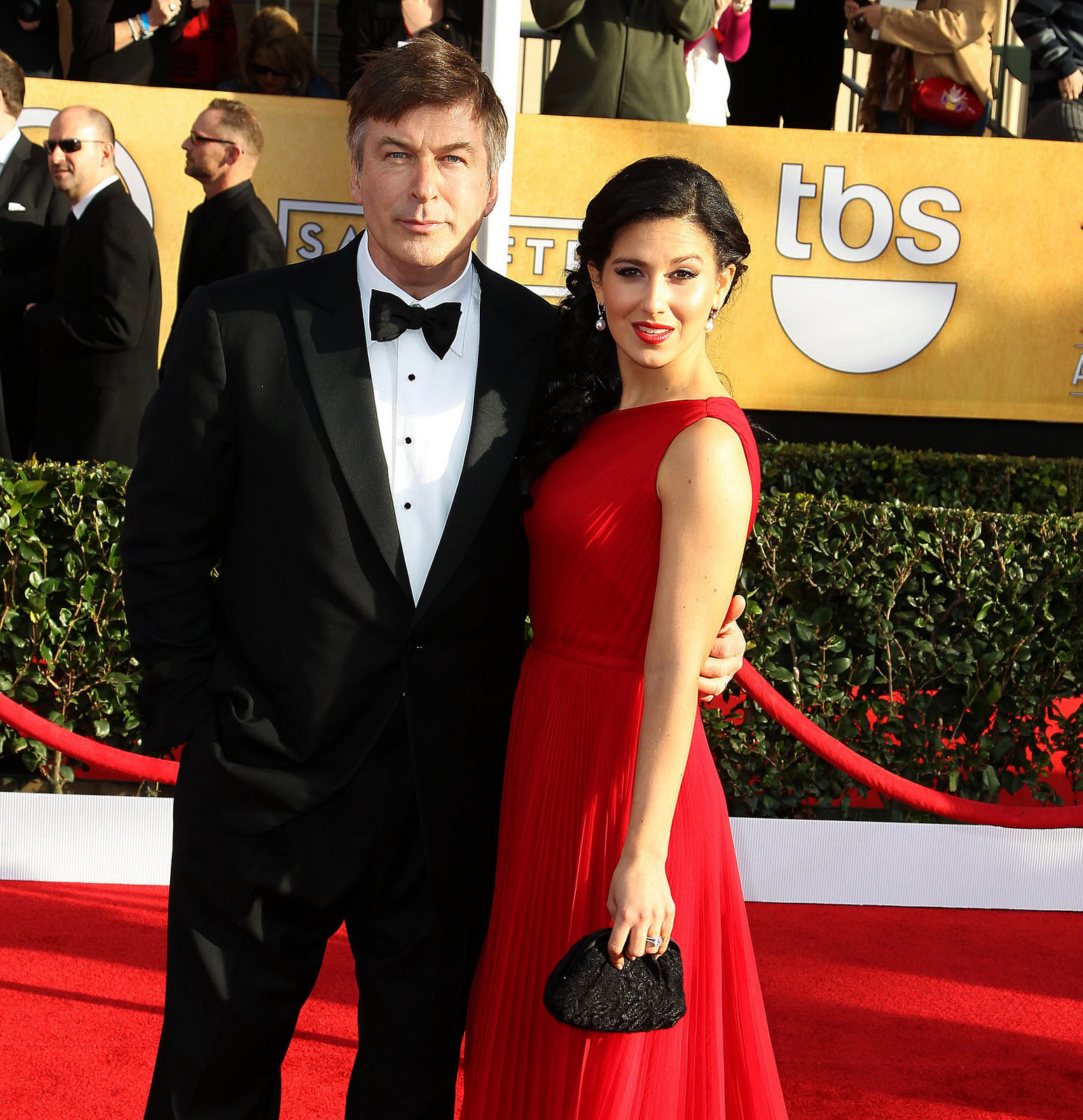 Alec Baldwin Hilaria Thomas baby girl daughter pregnant expecting