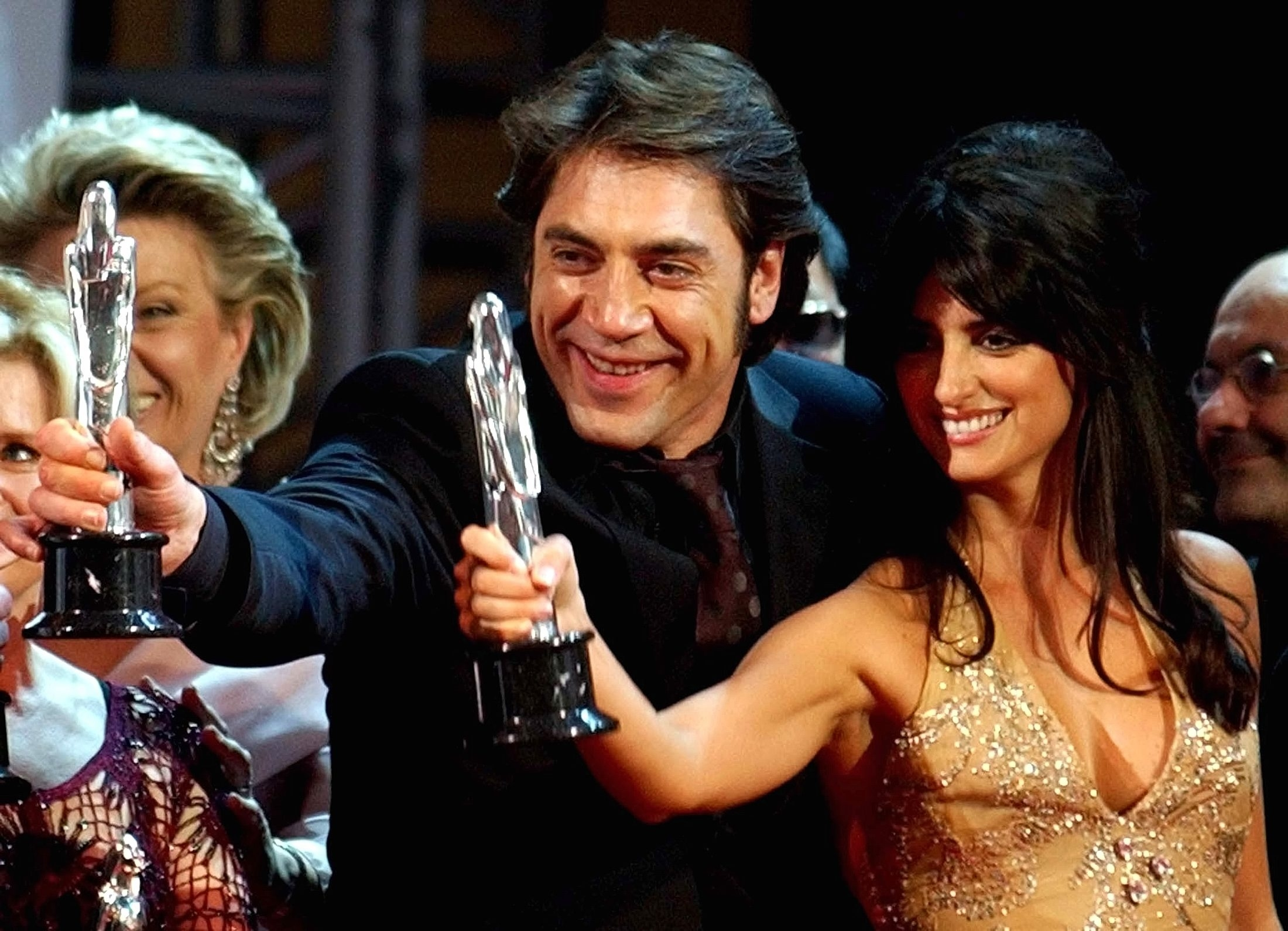 Penelope Cruz Javier Bardem red carpet
