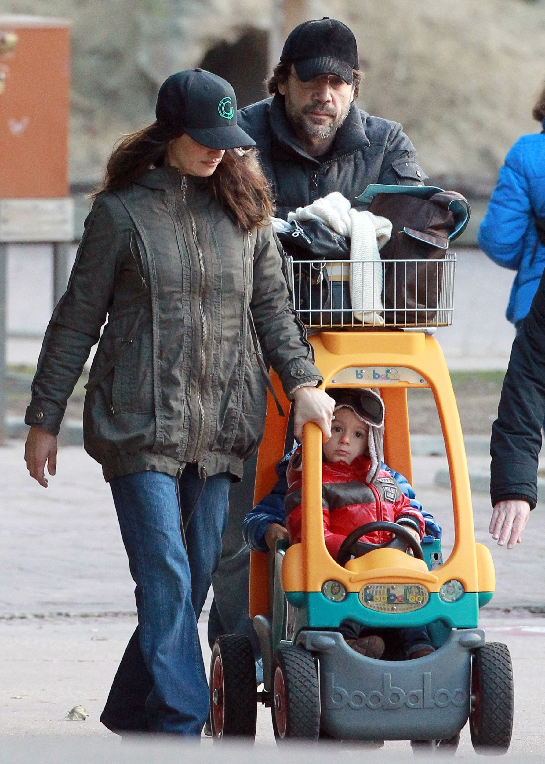 Penelope Cruz Javier Bardem baby boy