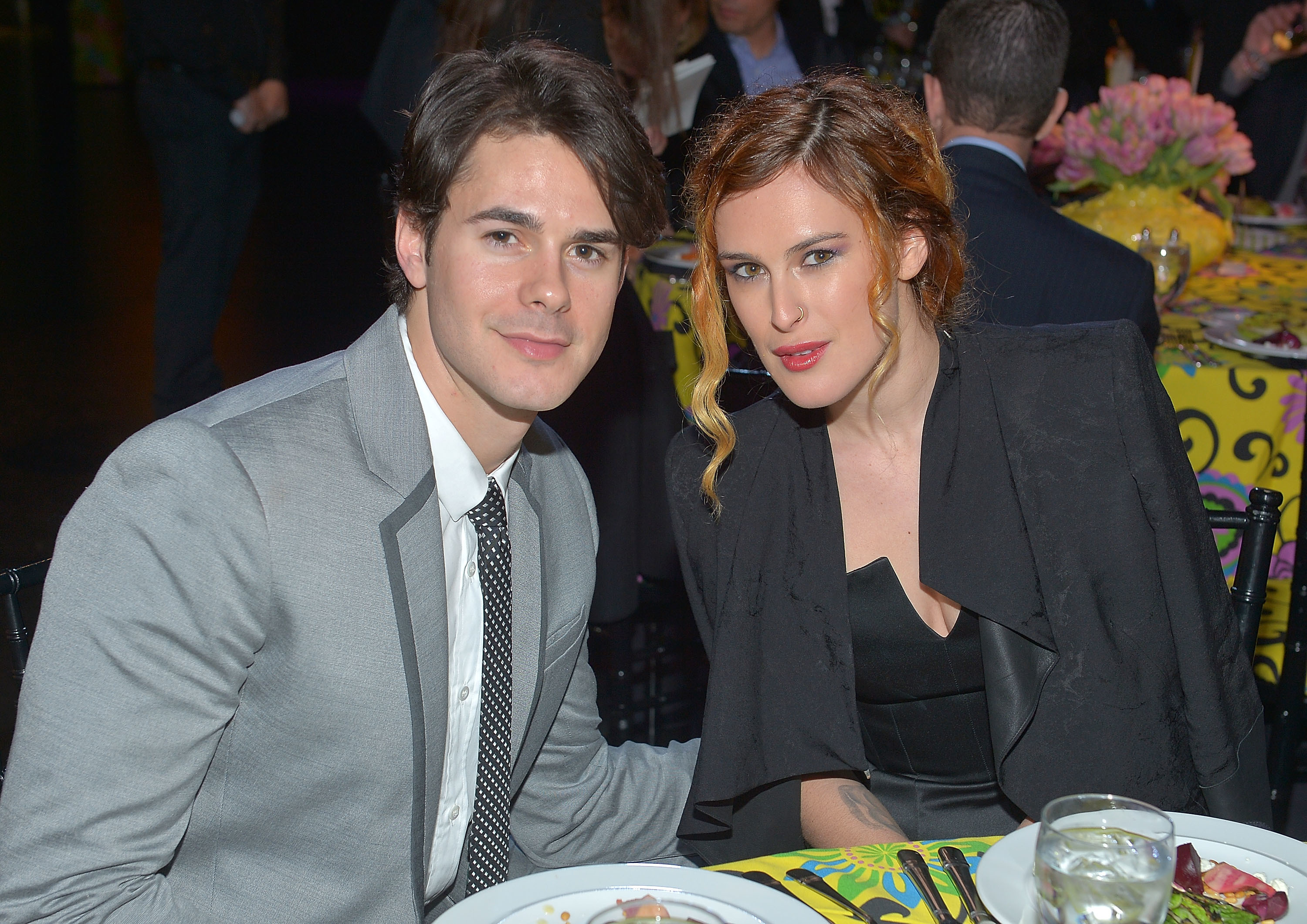 rumer willis jayson blair breakup