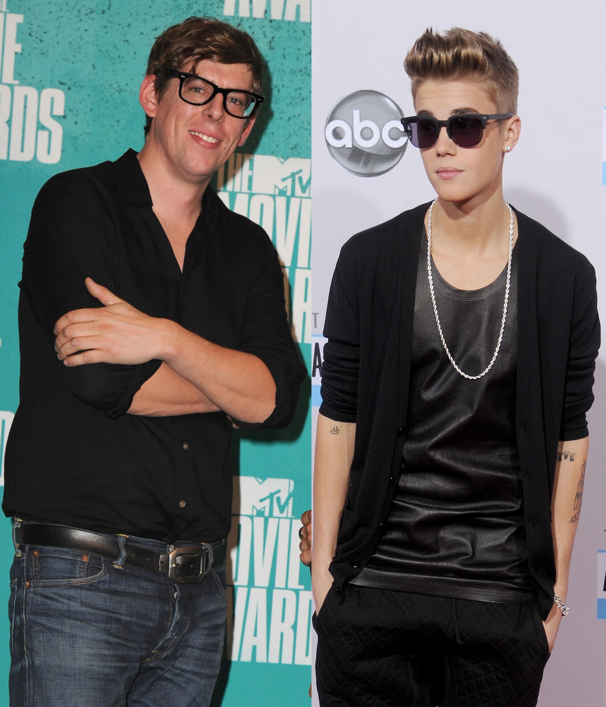 Justin Bieber Patrick Carney Black Keys Twitter Grammy snub rich money TMZ