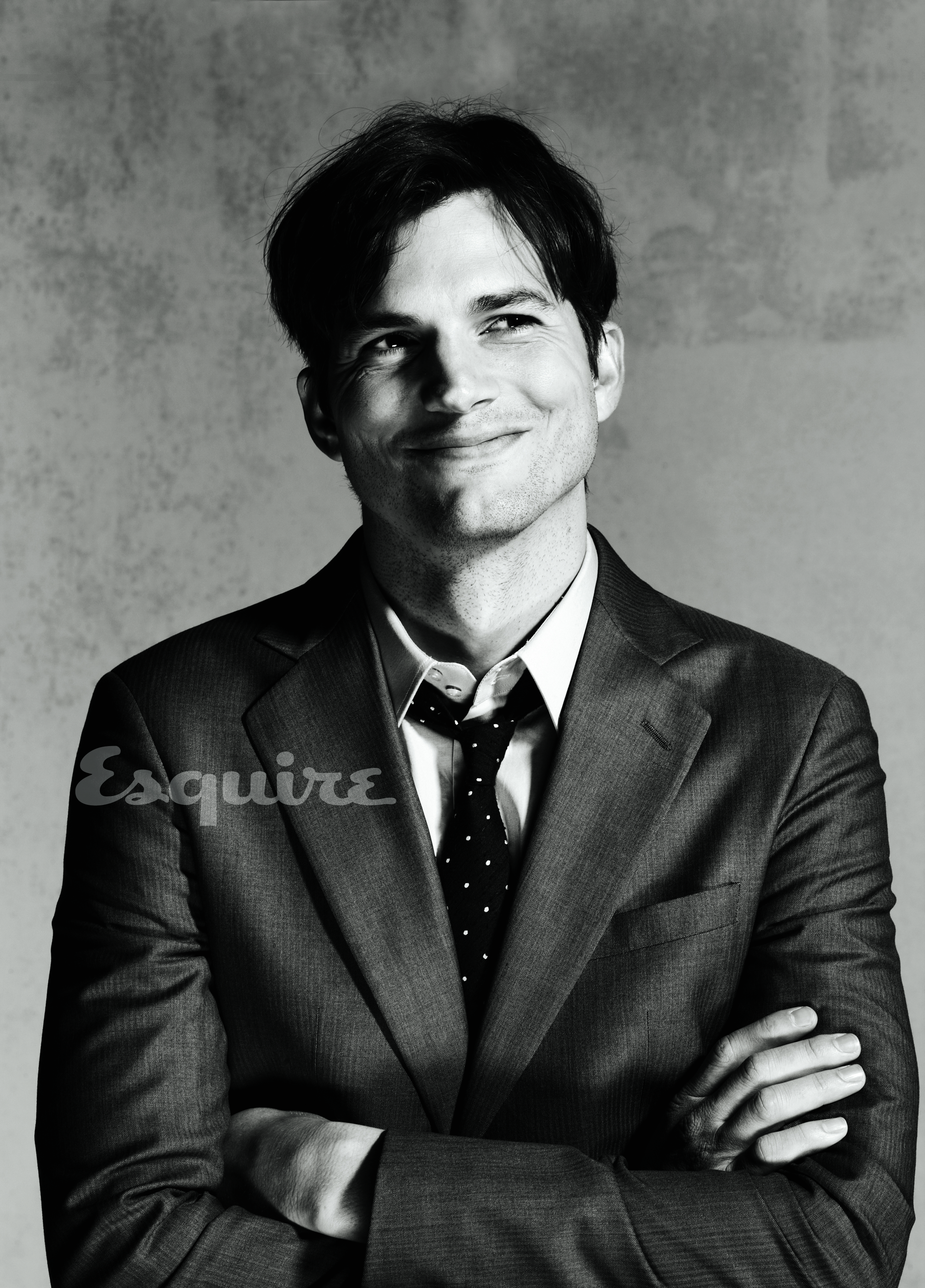 Ashton Kutcher Esquire