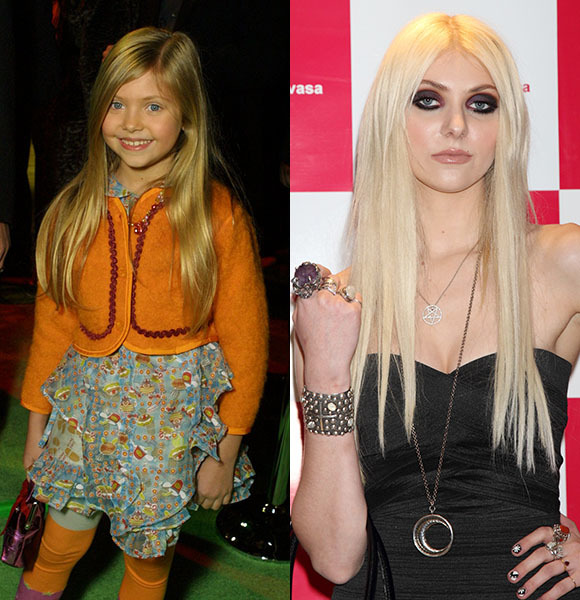 Taylor Momsen grown up Cindy Lou