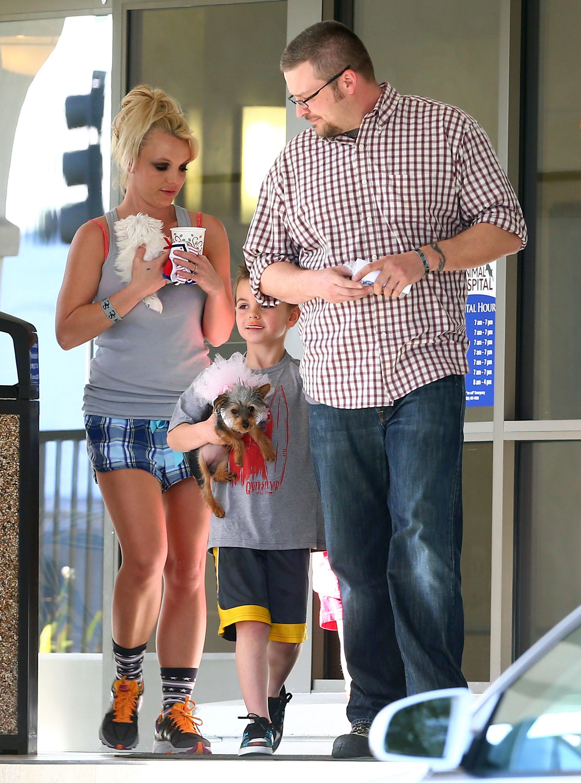 Britney Spears Kevin Federline