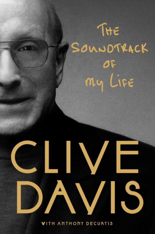Clive Davis memoir gay bisexual slams Kelly Clarkson