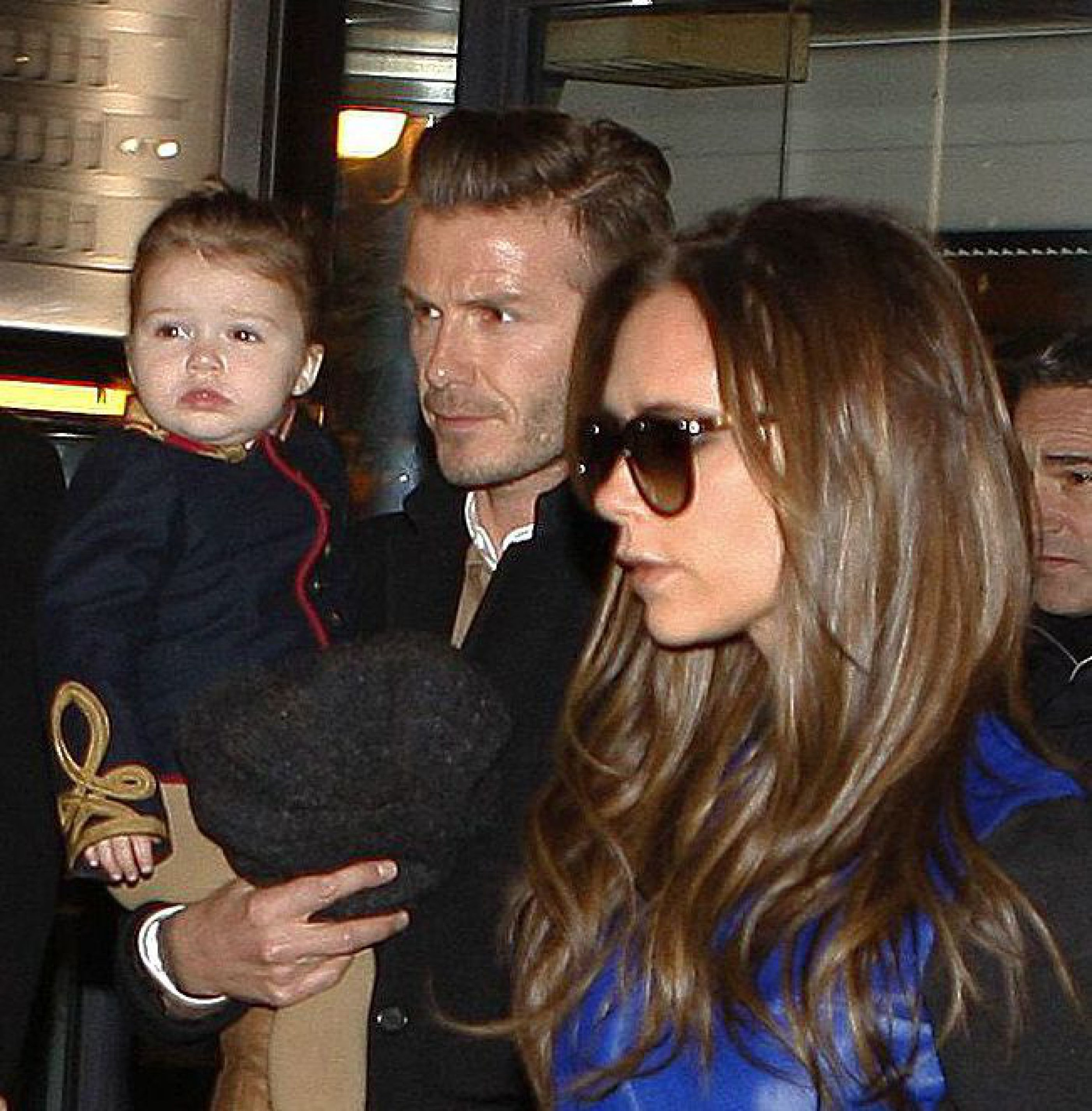 Victoria Beckham David baby rumors