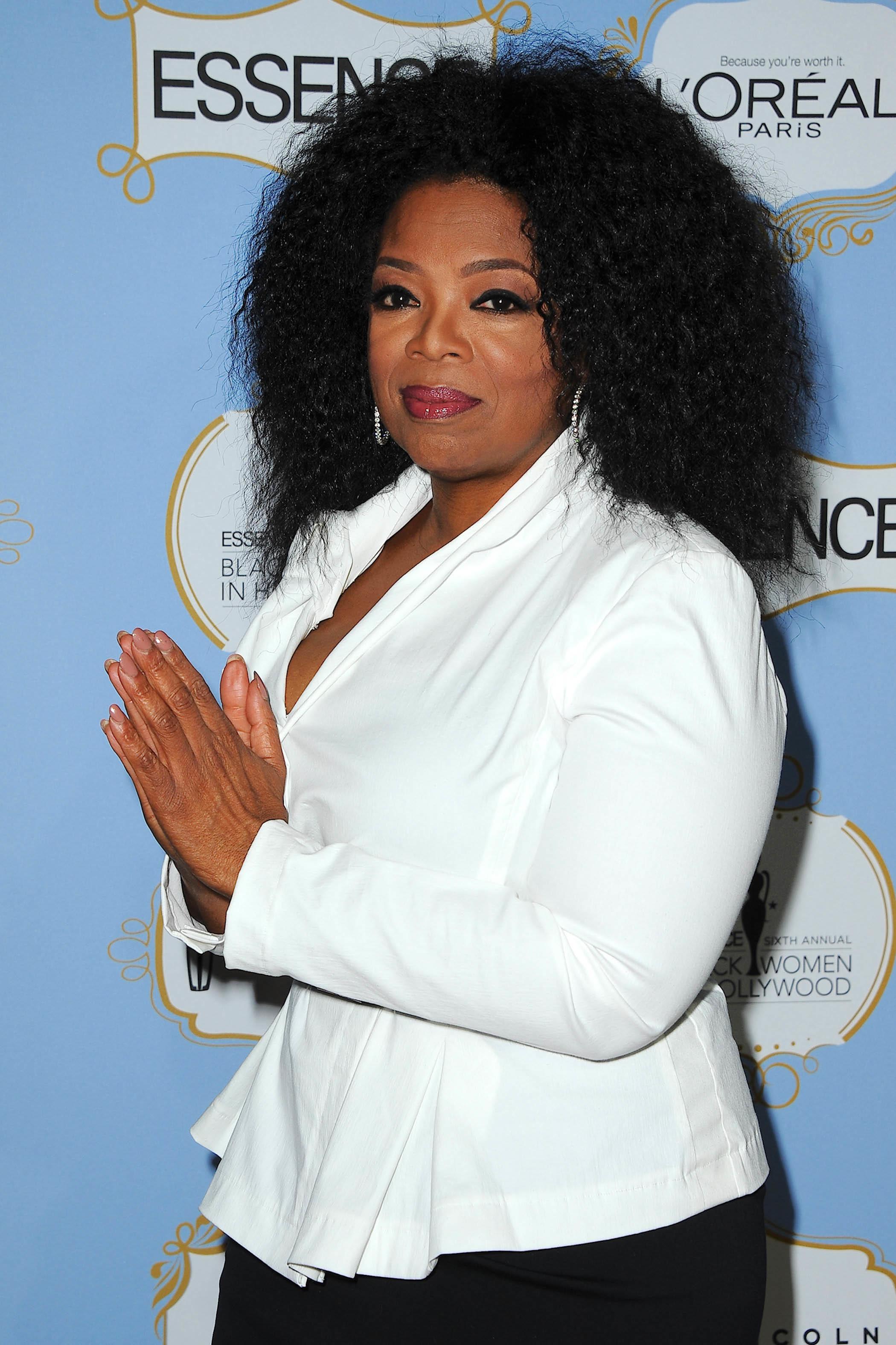 oprah the butler