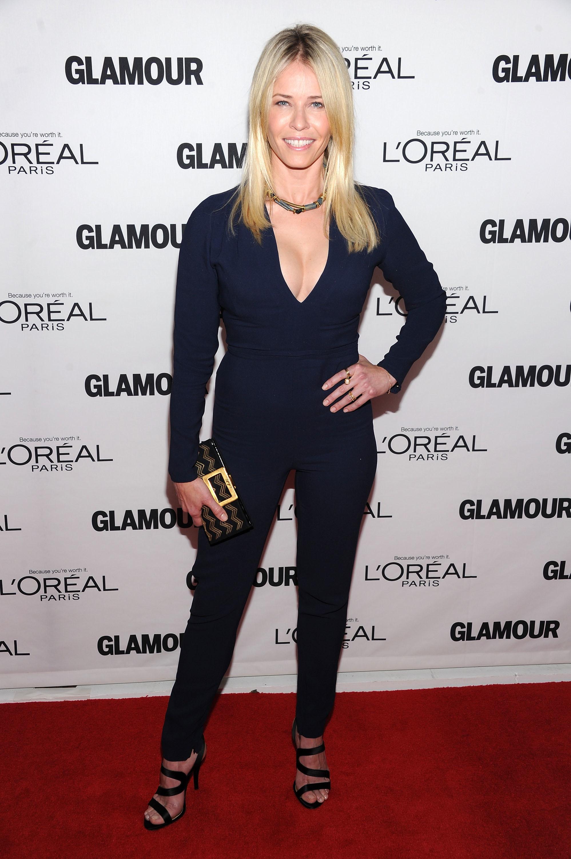 Chelsea Handler style