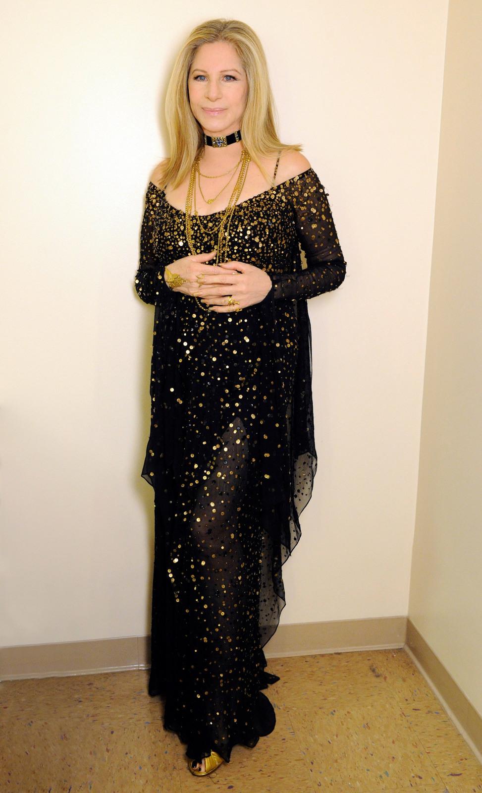 Barbra Streisand Oscars 2013