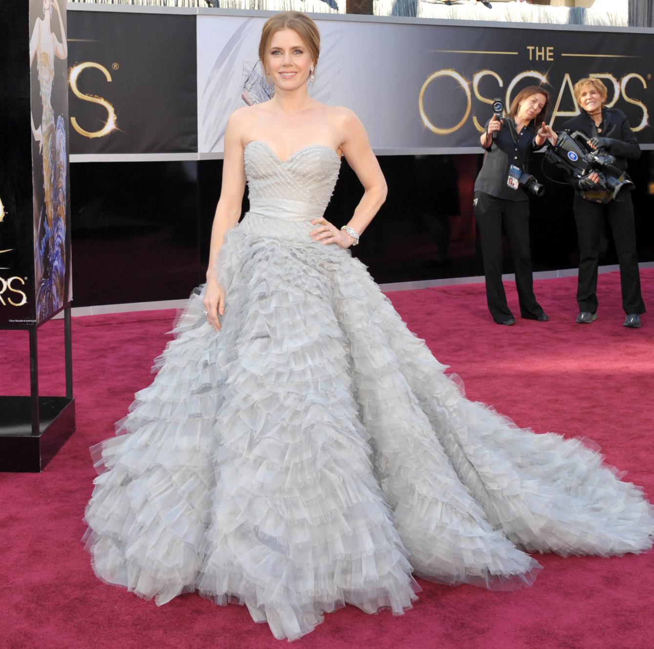 Amy Adams Oscar 2013