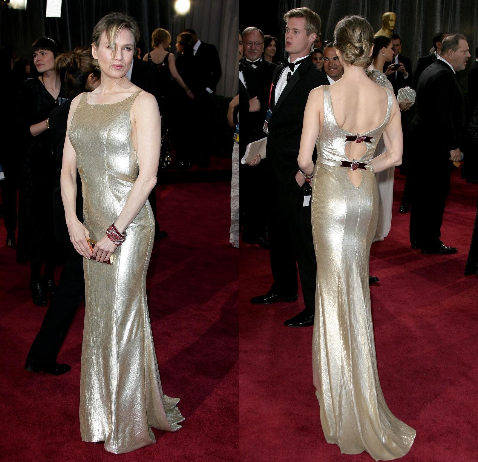 Renee Zellweger 2013 Oscars