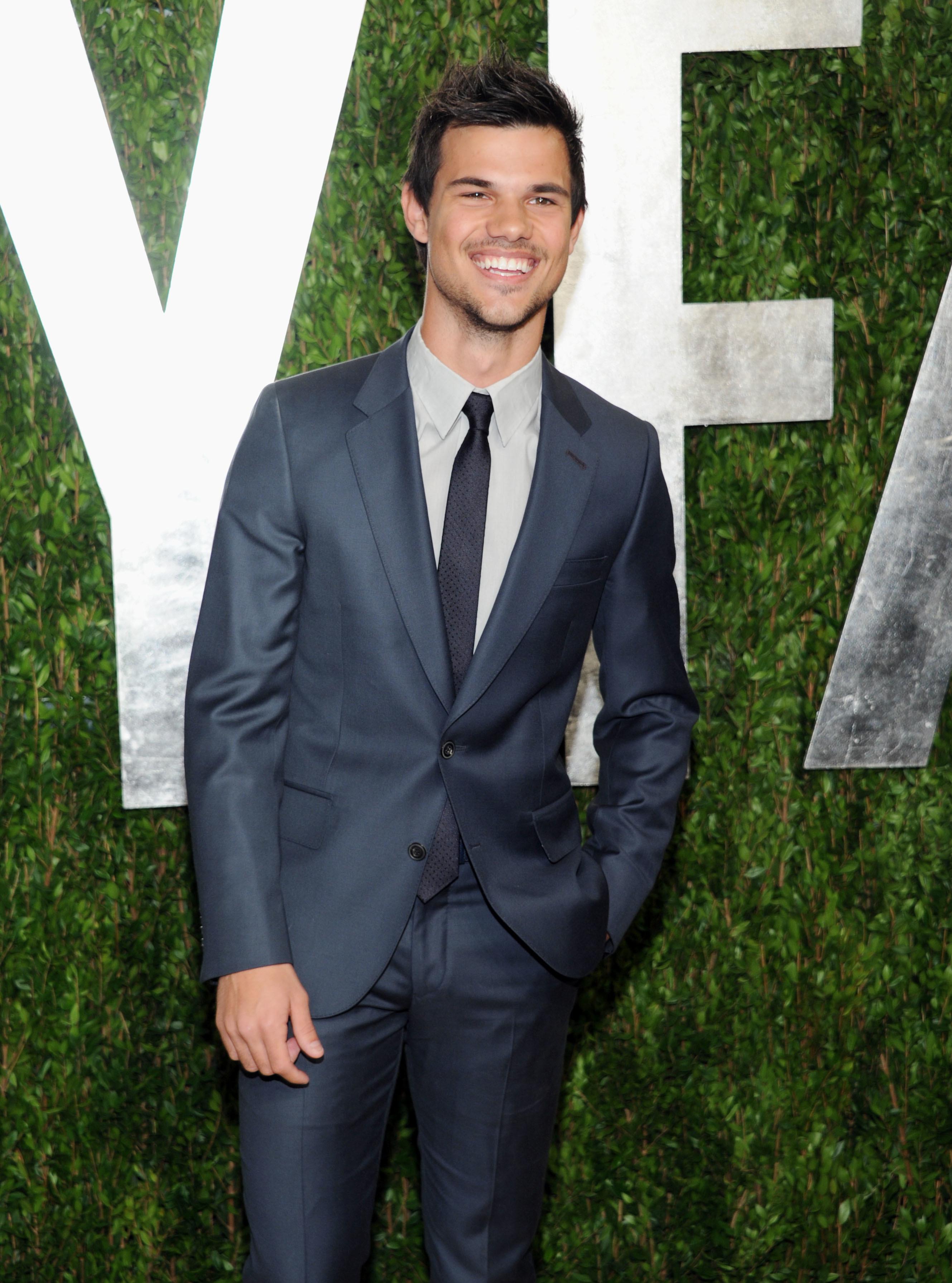 Taylor Lautner 21st birthday