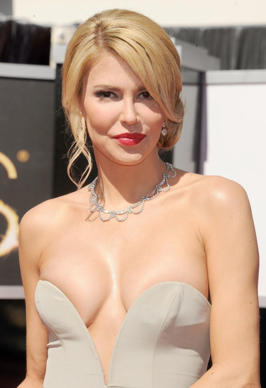Brandi Granville cleavage