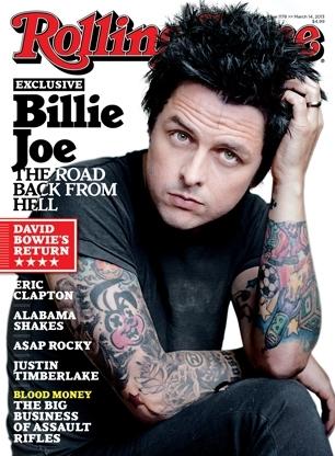 Billie Joe Armstrong rehab tour