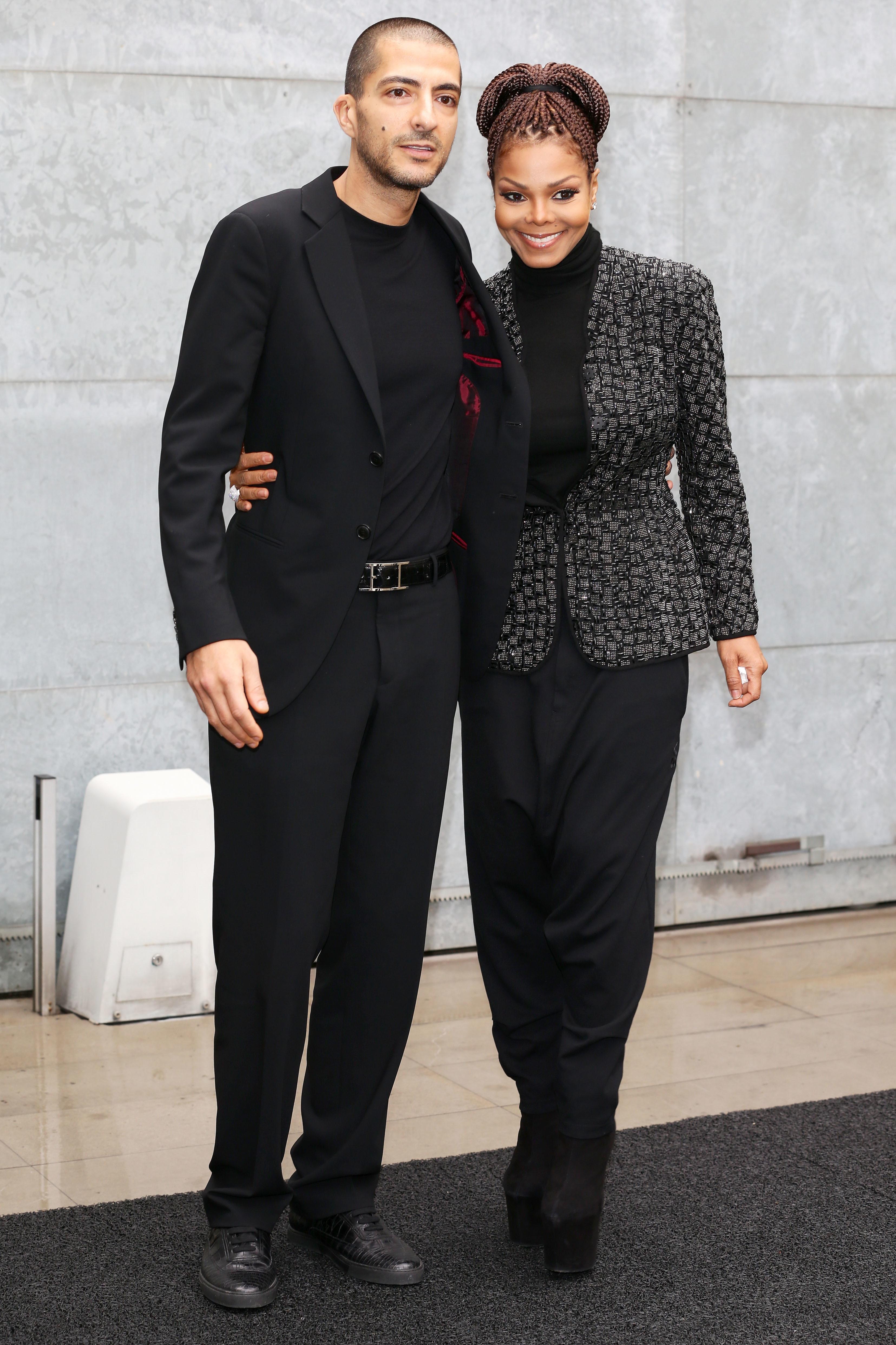 Janet Jackson Wissam Al Mana