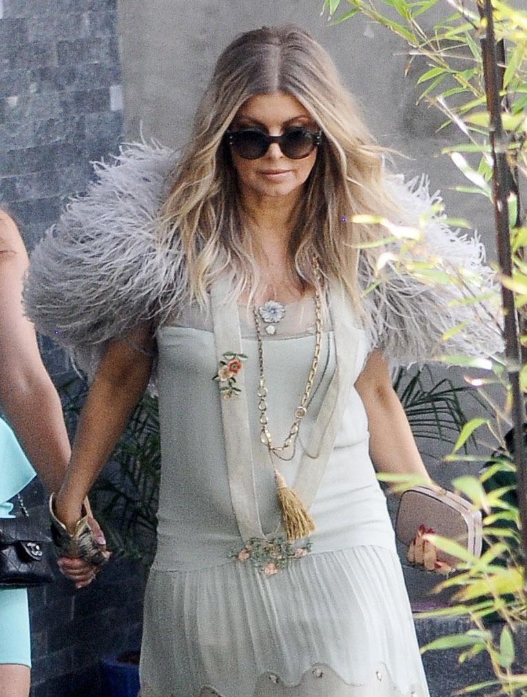 fergie joan rivers breastfeed twitter instagram fashion police