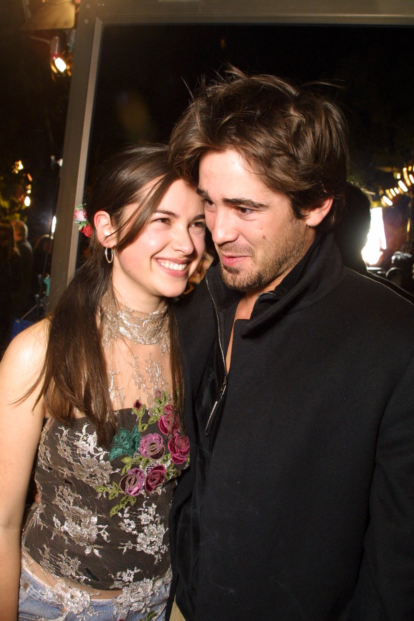 Amelia Warner Colin Farrell wife