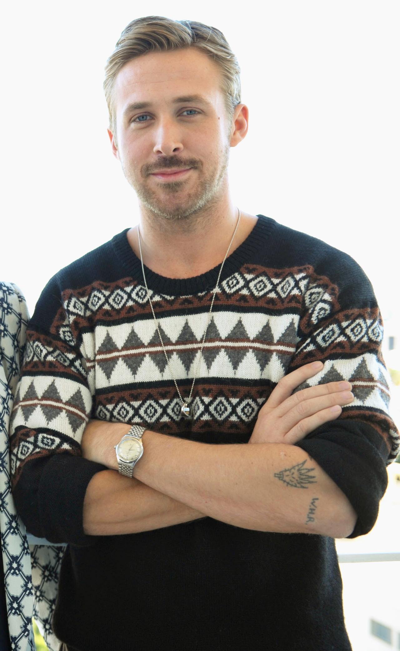 Ryan Gosling Bradley Cooper beard