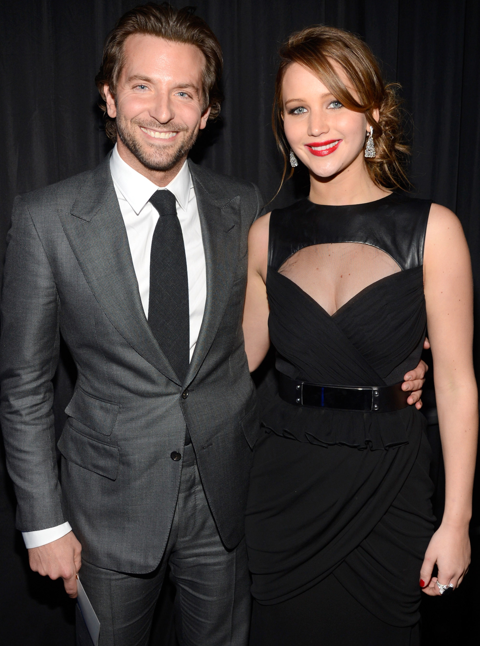 jennifer lawrence and bradley cooper