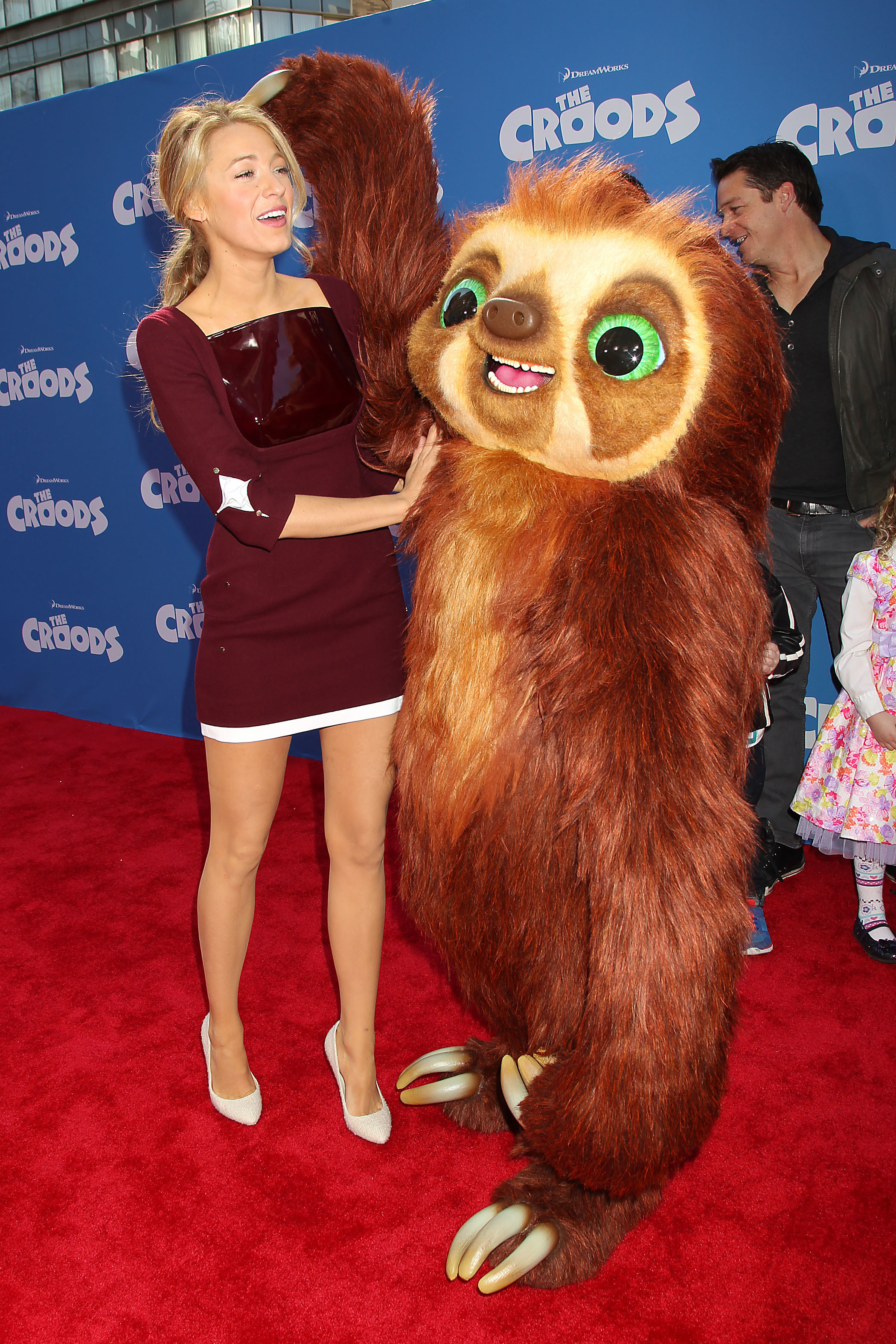Blake Lively The Croods