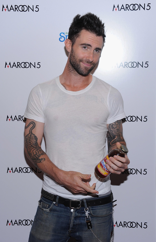 Adam Levine cute