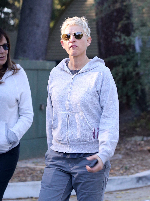 Ellen DeGeneres mad