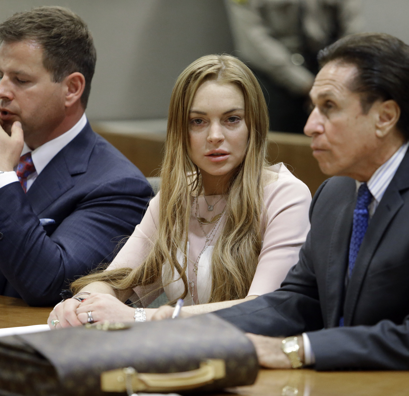 Lindsay Lohan court plea deal