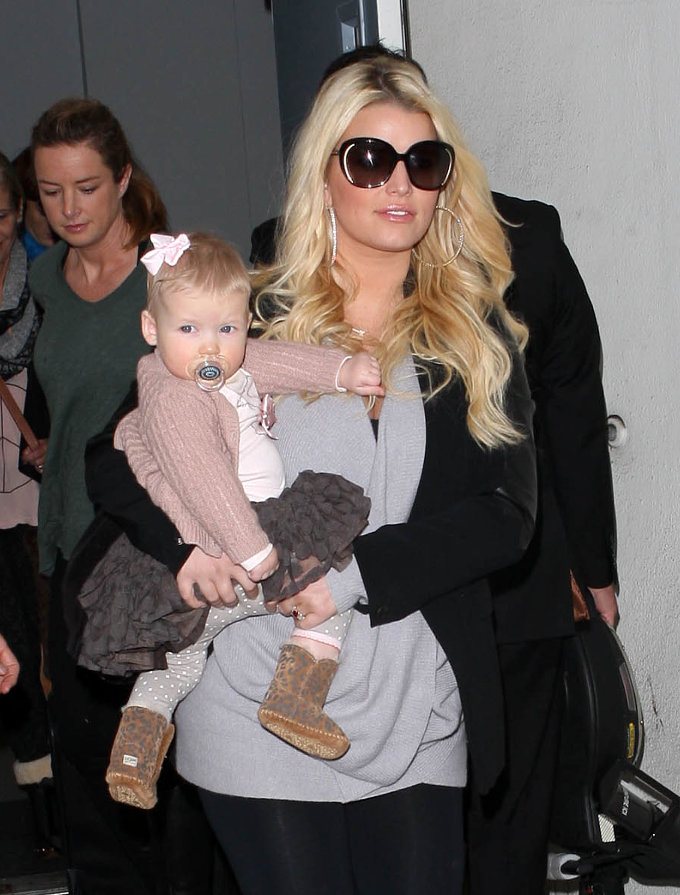 Jessica Simpson's daughter Maxwell Drew