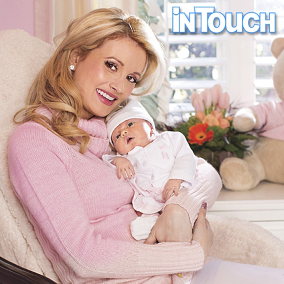 Holly Madison Rainbow Aurora baby girl daughter