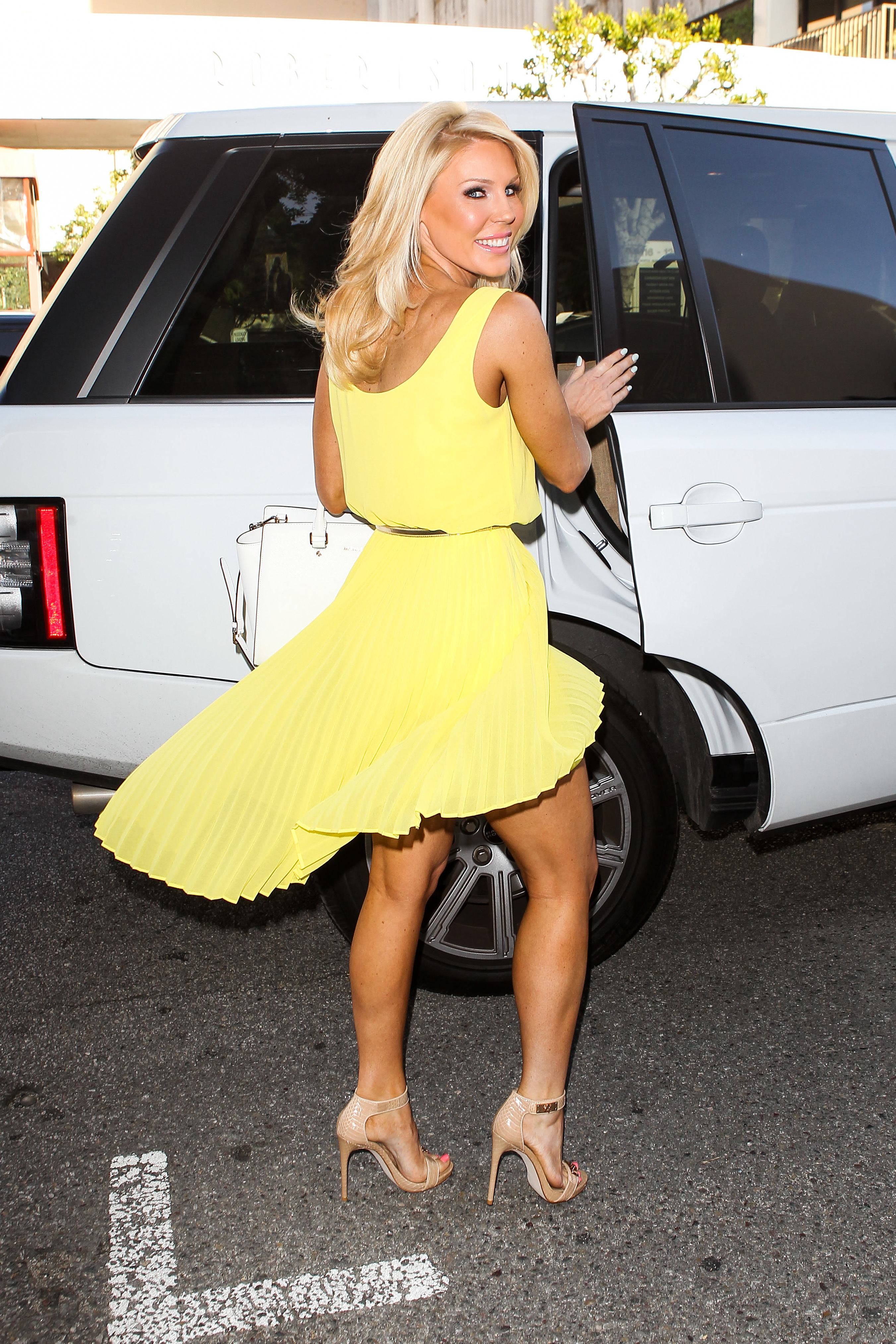 Gretchen Rossi hot