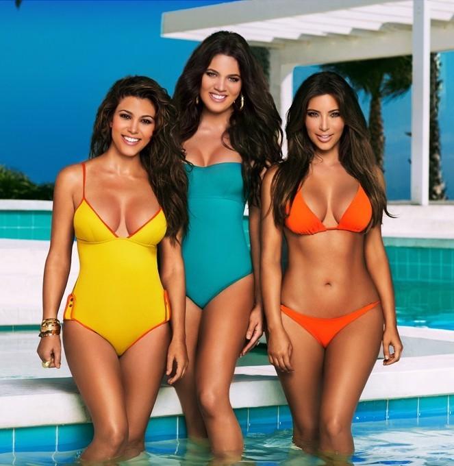 Kim khloe kourtney kardashian sun kinssed tanning products