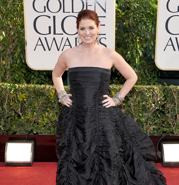 Debra Messing pet peeves