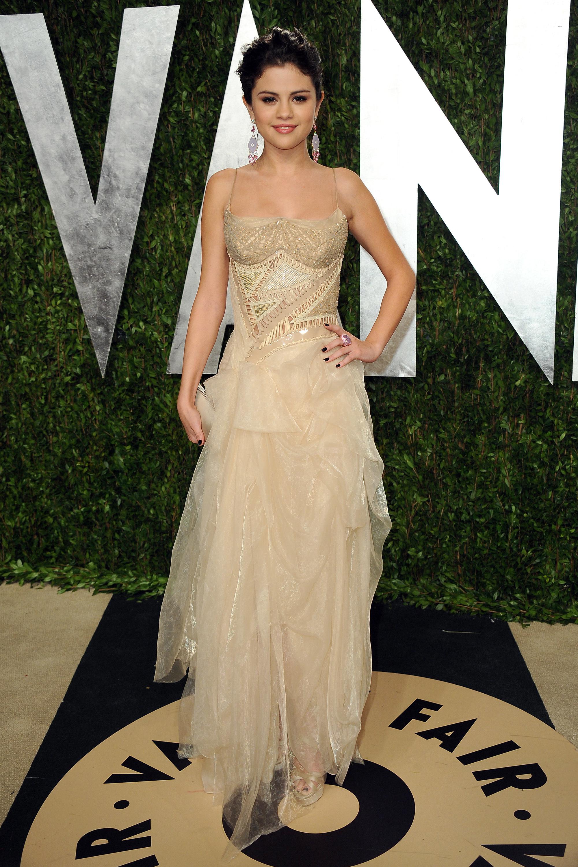 Selena Gomez style Oscars