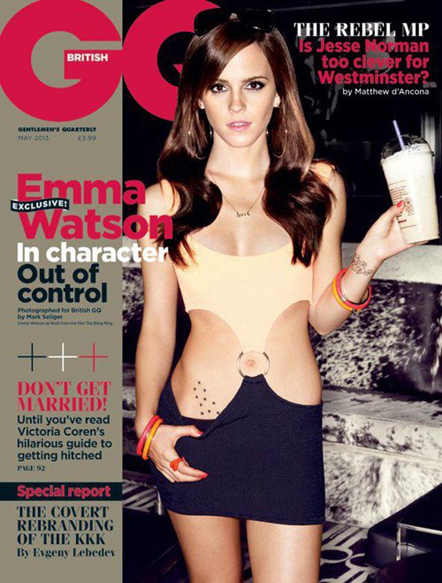 Emma watson GQ UK