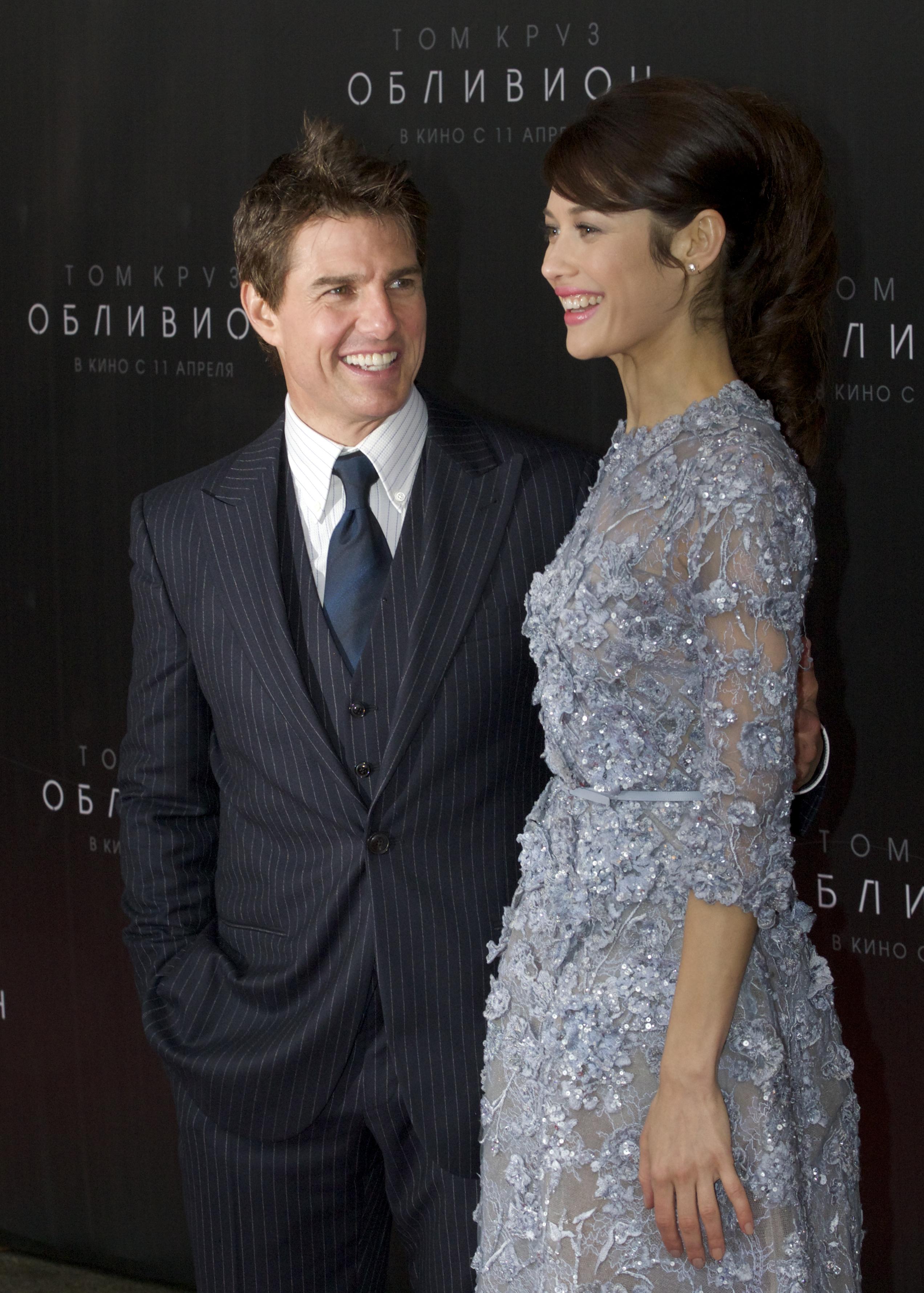 Tom Cruise Olga Kurylenko