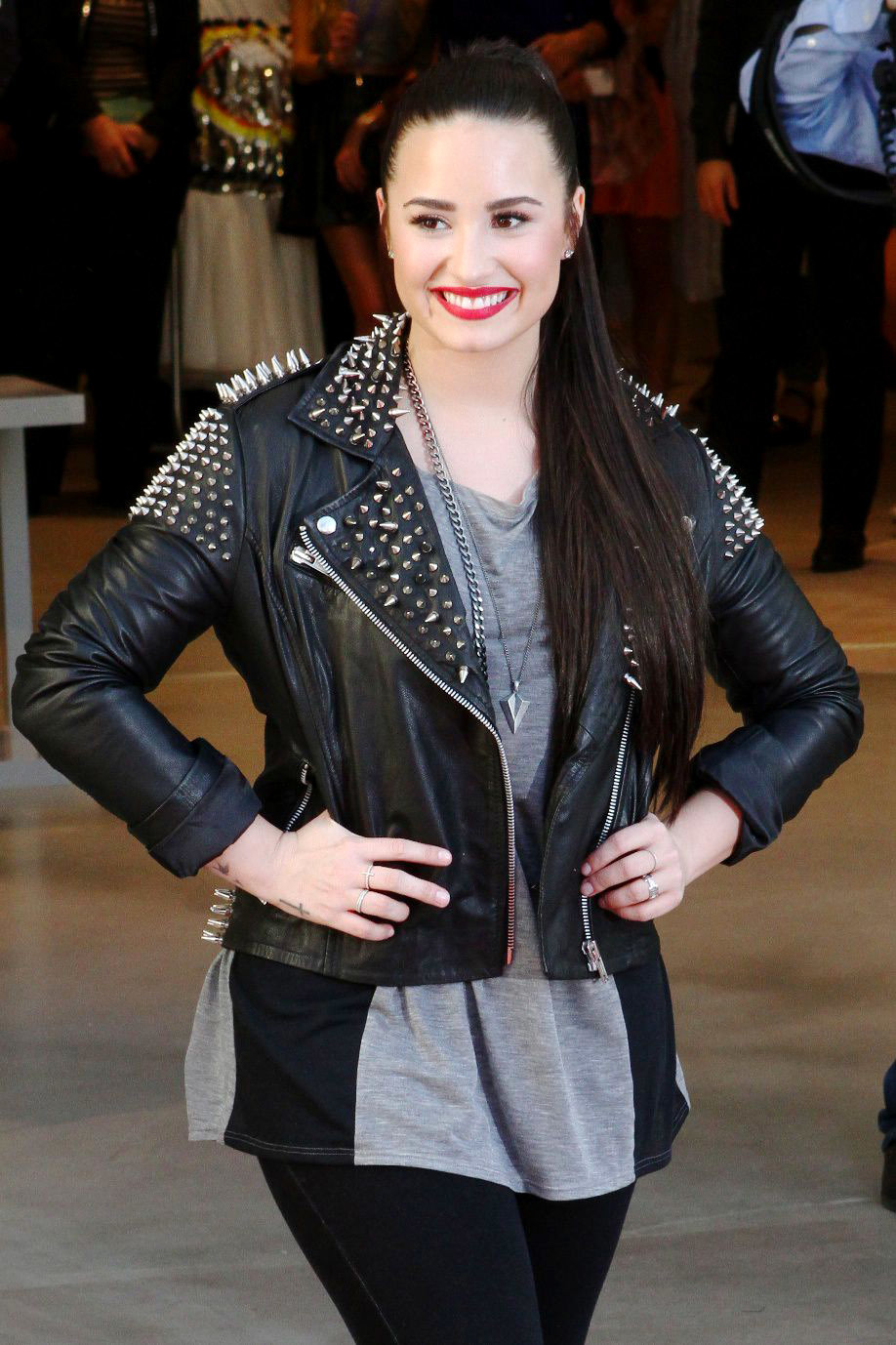 Demi Lovato I no longer have as many friends