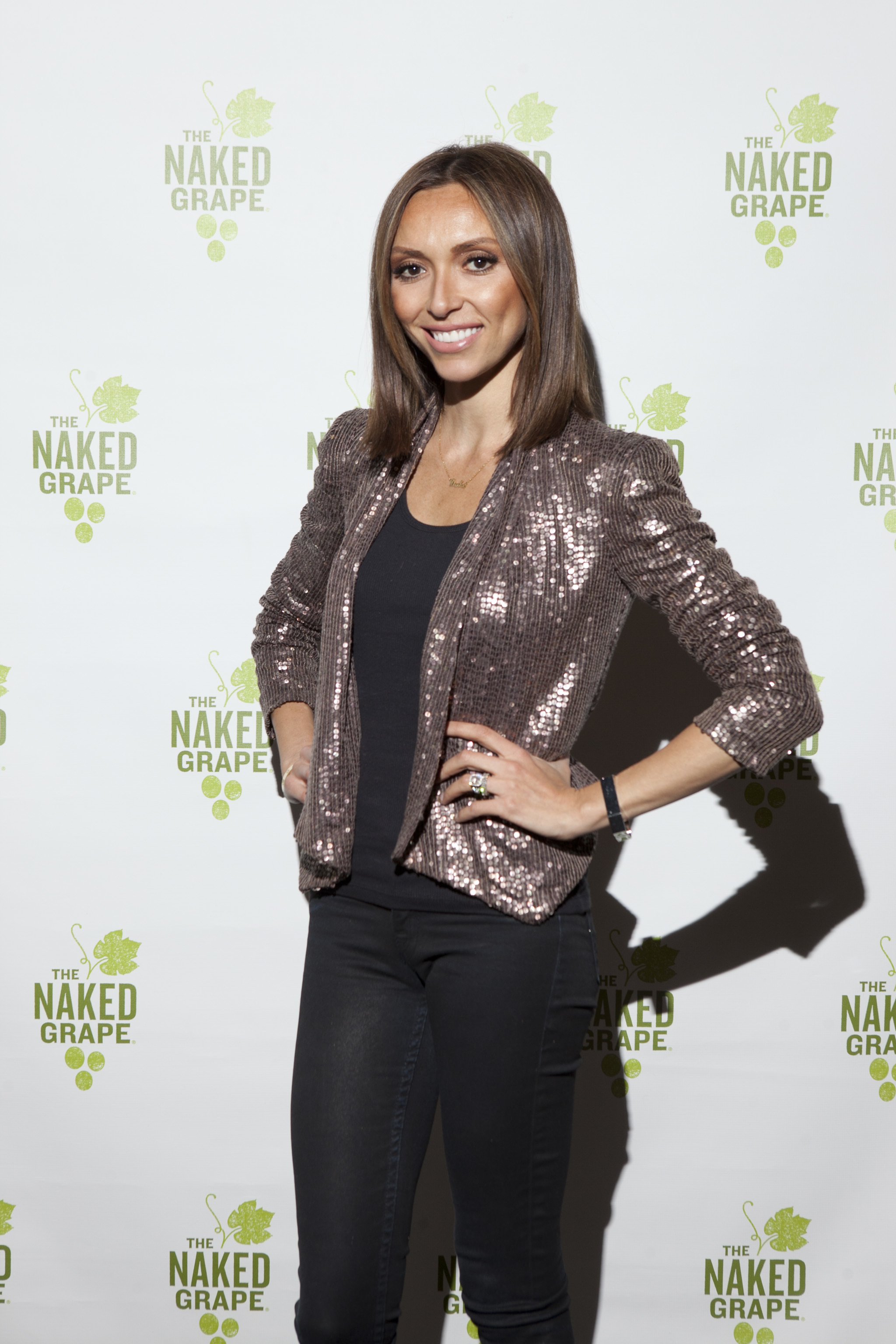Giuliana Rancic Huggies